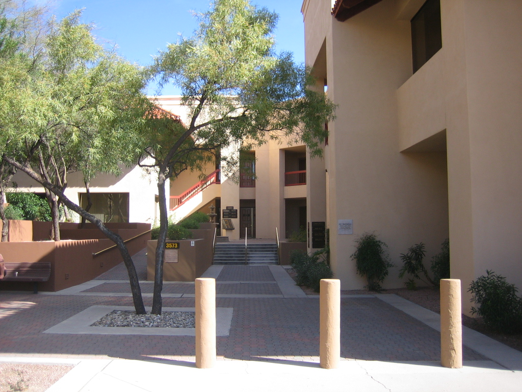 Tucson Arizona Office Space to Lease.