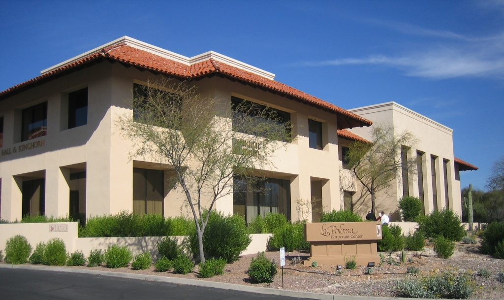 Lease Office Space in Tucson Arizona