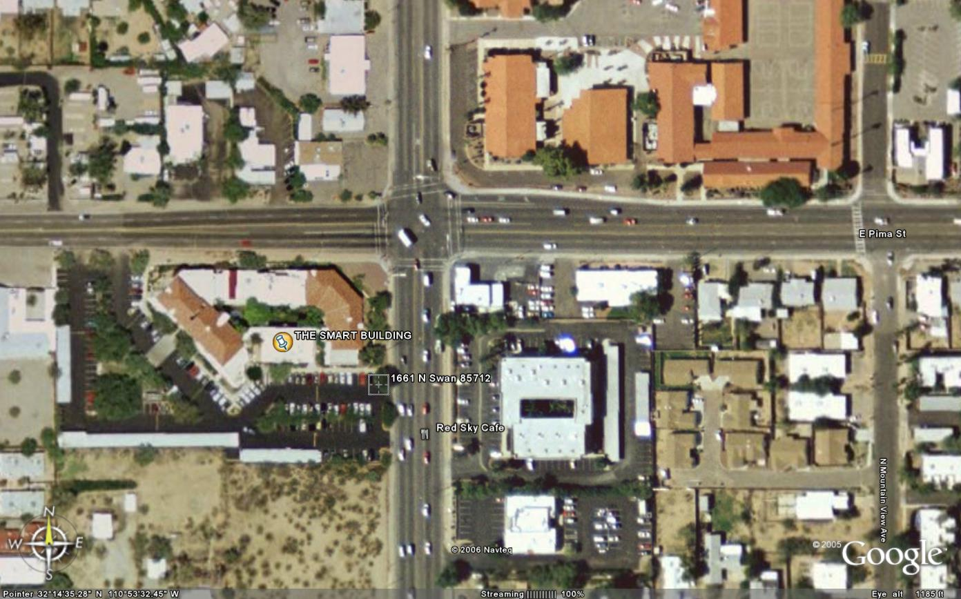 Commercial Office Space for Lease in Tucson Arizon